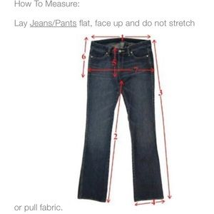 How to get measurements